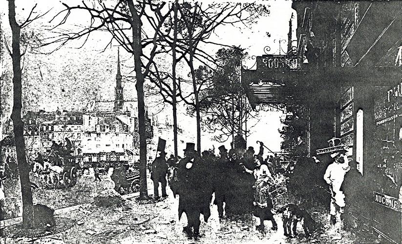 1880 : le Bouillon Gandon