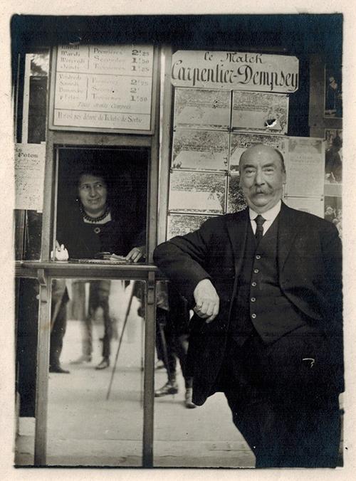 1911 : naissance du cinéma Saint-Michel