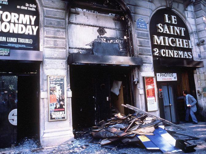 1988 : l'attentat